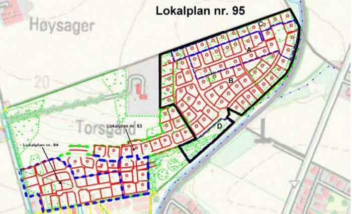 Lokalområde 95 - Thorsvænge i Rødvig